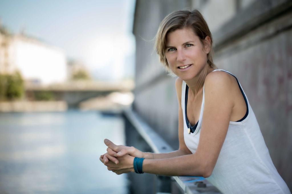 Anne-Sophie Subilia : « Au départ, il y a juste une sorte de terrain vague, deux ou trois jalons… » Partie 1