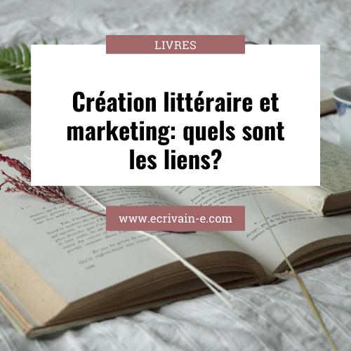 Marketing littéraire et création: condensé du livre de Jérôme Meizoz