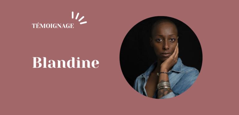 Du contrôle à la confiance en sa plume: le témoignage de Blandine !